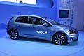 Volkswagen e-Golf debut at the LA Auto Show 2013