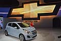 Chevrolet Spark EV and brand Chevrolet al Los Angeles Auto Show 2012