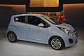 Chevrolet Spark EV city car LA Auto Show 2012