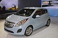 Chevrolet Spark world premiere al Los Angeles Auto Show 2012