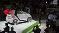 Smart at the Los Angeles International Auto Show 2012: Fashion designer Jeremy Scott designs Smart ForTwo electric drive