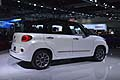 Fiat 500L presentata al Los Angeles International Auto Show 2012