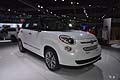 Fiat 500L al Salone di Los Angeles International Auto Show 2012