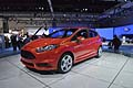 Ford Fiesta ST laterale al Salone di Los Angeles 2012