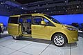 Ford Transit Connect open door al LA Auto Show 2012