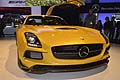 World Premiere Mercedesz-Benz SLS AMG Coup� Black Series al Los Angeles International Auto Show 2012