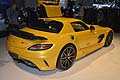 New Mercedes-Benz SLS AMG Coupe Black Series world premiere LA Auto Show 2012