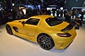 Nuova Mercedes SLS AMG Coupe Black Series Supercar al Salone dell´auto LA Auto Show 2012 di Los Angeles