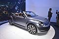 Volkswagen Beetle Cabriolet world debut al LA Auto Show 2012 di Los Angeles