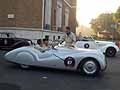 BMW 328 Mille Miglia Roadster di Mr Bean immotalati da Automania