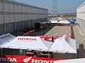 Area test Honda al Motoday romano 2012