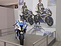 BMW Motorrad Goldbet Superbike Team esposta al Motoday 2012