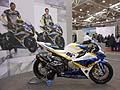 Moto da Corsa BMW Motorrad Goldbet Superbike Team al Motoday 2012