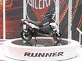 Gilera Runner al Motoday 2012