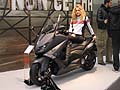 Yamaha T-Max RBS e hostess al Motoday 2012
