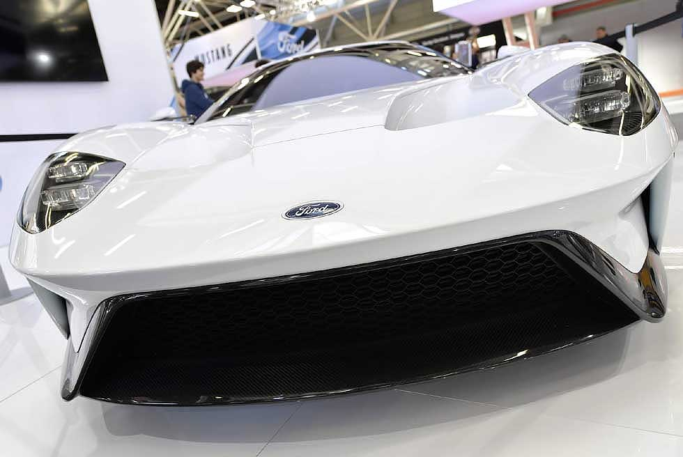 Motor-Show Ford