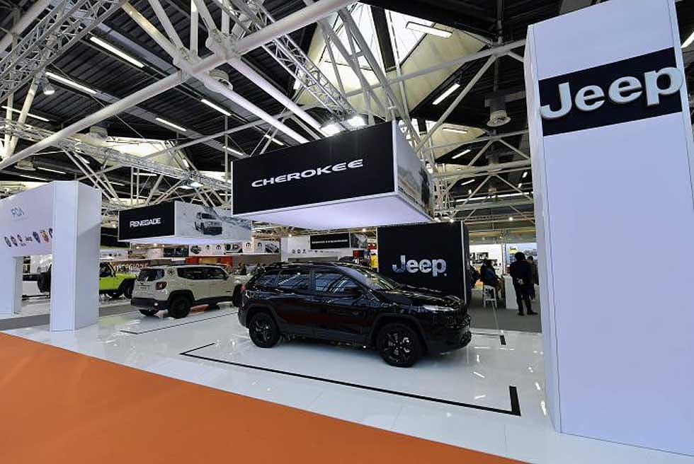Motor-Show Jeep