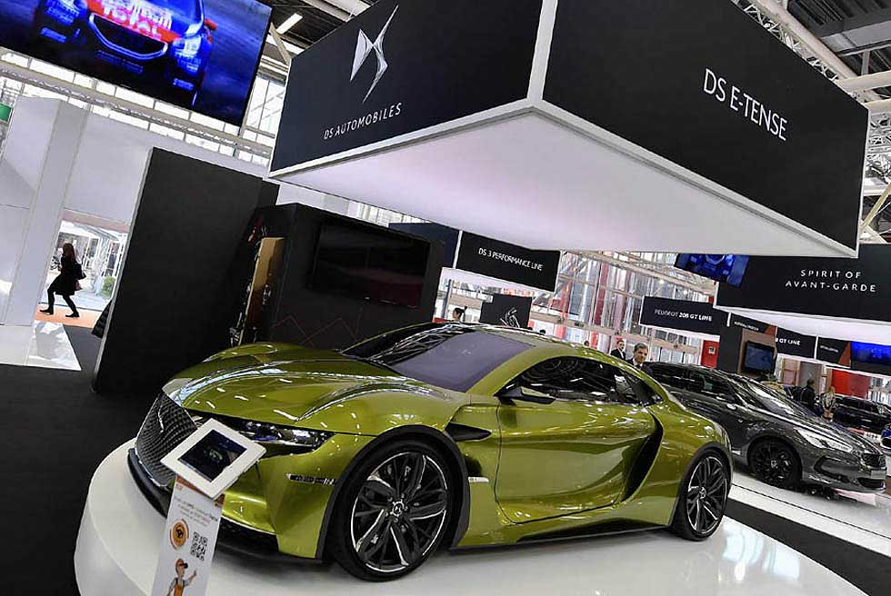 Motor-Show DS