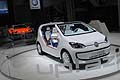 Volkswagen Up! Azzurra Concept cars