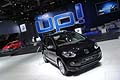 Volkswagen UP! con uno stend decicato alla city car