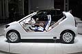 Volkswagen UP! scoperta concept car