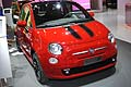 Fiat 500 Twin Air by Abarth stand Fiat