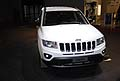 Jeep Compass al salone dell´automobile di Bologna