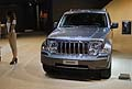 Jeep Cherokee 2.0 CRD Limited al Motor Show