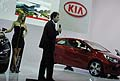 Press day allo stand Kia Motors al Motor Show di Bologna 2011
