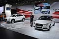 Press day per la presentazione dell´Audi Q3 e Audi A1Sportback