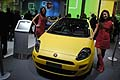 Fiat Punto 2012 Born this way al Motor Show