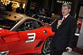 Press day con la Ferrari 599XX Evoluzione salone dell´automobile di Bolonga 2011