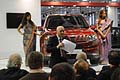 Press day per la presentazione del Suv Mahindra XUV500