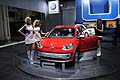 Volkswagen Cross Up! al Bologna Motor Show 2011