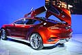 Supercar Ford Evos Concept  al salone dell´automobile di  Bologna