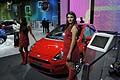 New Punto My 2012  e hostess al Motor Show