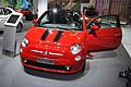 Fiat 500 twin air by Abarth al Bologna Motor Show