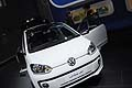 Volkswagen White Up! Nel padiglione UP al Motor Show