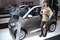 City car Smart e hostess al Motor Show di Bologna 2011
