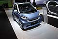 Smart Pulse con tetto in tela al Motorshow di Bologna 2011