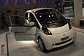 Mitsubishi i-Miev innovative electric vehicle al Motor Show di Bologna 2011