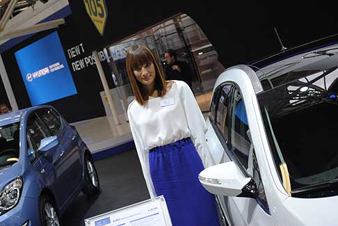 Motorshow Hostess