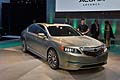 Vettura Acura RLX concept al salone di New York city 2012