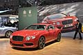 Bentley Continental GT V8 al salone di New York 2012
