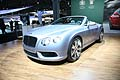 Bentley Continental GTC V8 al Salone di New York 2012