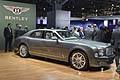 Bentley Mulsanne auto lusso al salone di New York 2012
