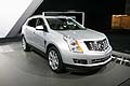 Cadillac SRX 2013 al salone di New York 2012