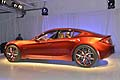 Fisker Atlantic Design Prototype fiancata laterale al salone di New York City 2012