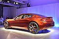 Fisker Atlantic Design Prototype retro vettura al New York Autoshow 2012