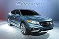 Honda Crosstour 2013 al Salone di New York 2012